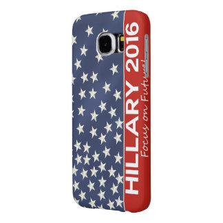 Hillary Focus on Future Samsung Galaxy S6 Case