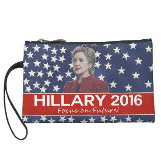 Hillary Focus on Future Wristlet Purses