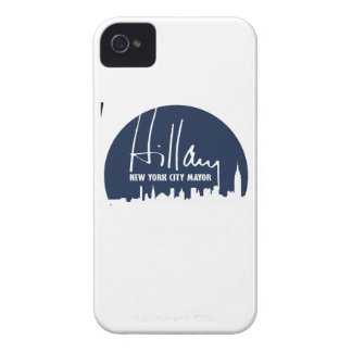 HILLARY FOR NEW YORK CITY MAYOR -.png Blackberry Bold Cases