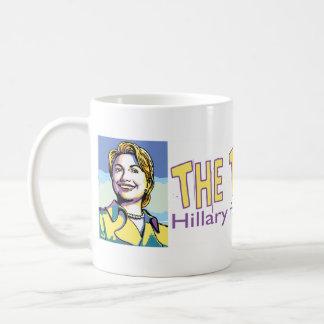 Hillary For President 2008 Mug