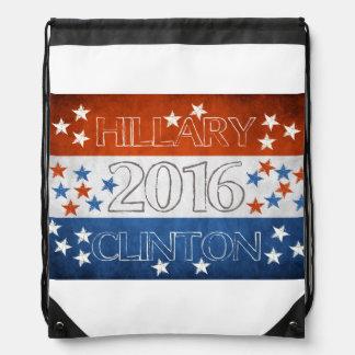 Hillary for President 2016 Backpack
