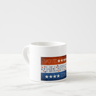Hillary for President 2016 Espresso Cup