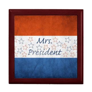 Hillary for President 2016 Keepsake Box