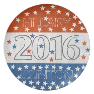 Hillary for President 2016 Plates