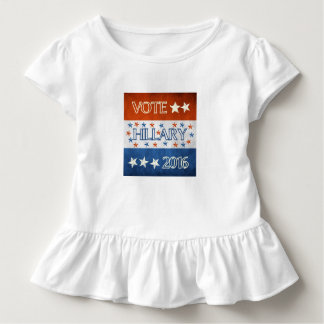Hillary for President 2016 Toddler T-shirt