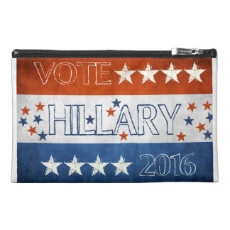 Hillary for President 2016 Travel Accessory Bag