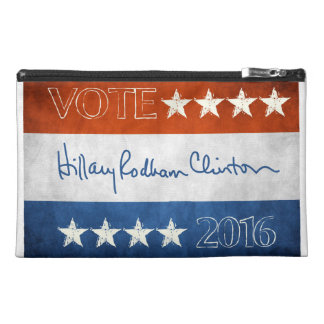 Hillary for President 2016 Travel Accessory Bags