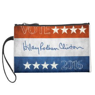Hillary for President 2016 Wristlets