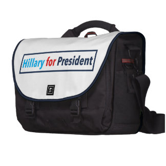 Hillary for President (Choose Your Own Color) Laptop Commuter Bag