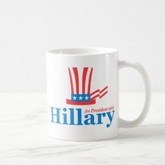 Hillary for President Coffee Mugs