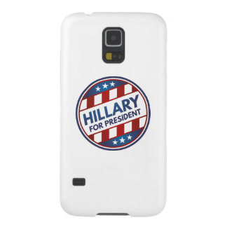 Hillary For President Galaxy S5 Case