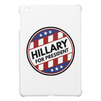 Hillary For President iPad Mini Cover