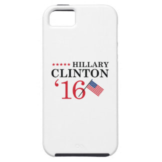 Hillary For President iPhone SE/5/5s Case