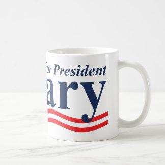 Hillary for President Mugs