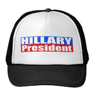 Hillary for President Trucker Hat