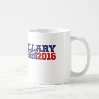 Hillary for Prison 2016 anti hillary Coffee Mug
