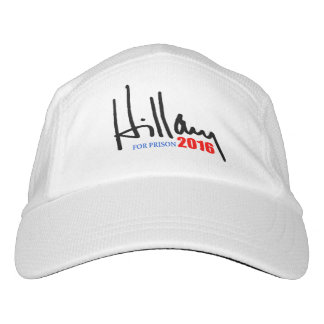 """HILLARY FOR PRISON 2016"" HAT"