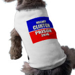 """""""HILLARY FOR PRISON 2016"""" TEE"""