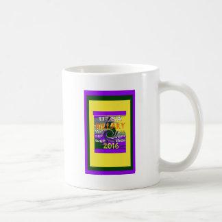 Hillary For USA President We are Stronger Together Coffee Mug