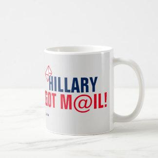Hillary Got Mail! Coffee Mug
