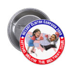 Hillary Hitting Below the Beltway Button