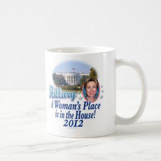 Hillary House 2012 Coffee Mug