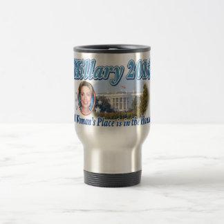 Hillary House 2016 15 Oz Stainless Steel Travel Mug