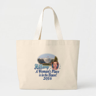 Hillary House 2016 Tote Bags