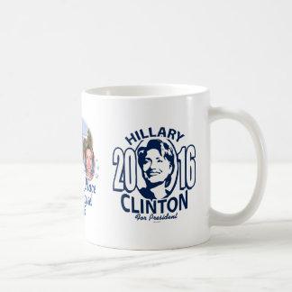 Hillary House 2016 Classic White Coffee Mug