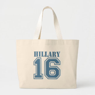 HILLARY IN 2016 TOTE BAGS