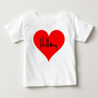 """Hillary"" Infant T-shirt"