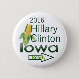 Hillary IOWA 2016 Button