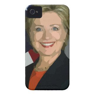Hillary iPhone 4 Case-Mate Cárcasas