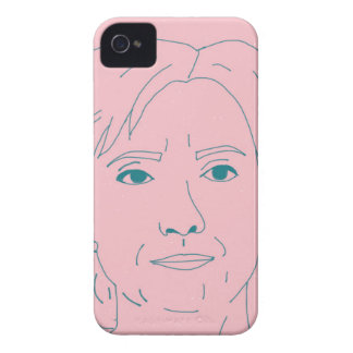 Hillary iPhone 4 Cover