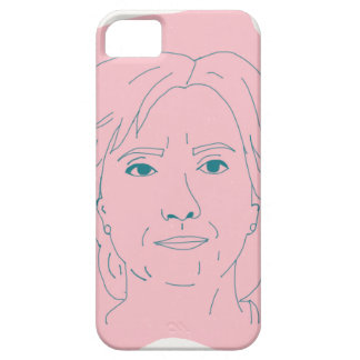 Hillary iPhone SE/5/5s Case
