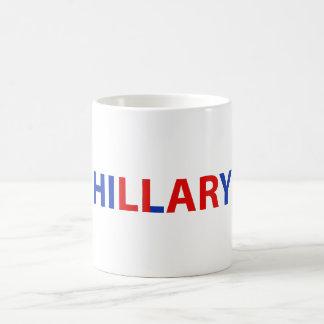 hillary liar coffee mug