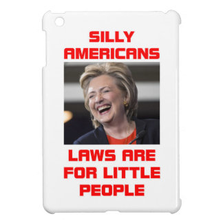 HILLARY LITTLE PEOPLE COVER FOR THE iPad MINI