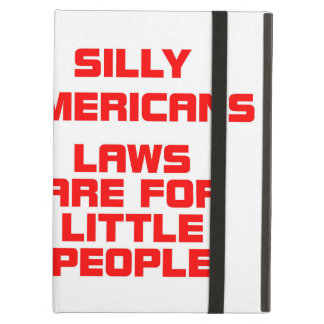 HILLARY LITTLE PEOPLE iPad AIR CASES