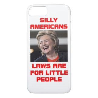 HILLARY LITTLE PEOPLE iPhone 7 CASE