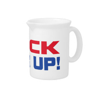 HILLARY LOCK HER UP DRINK PITCHERS