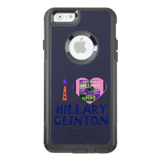 Hillary los E.E.U.U. somos más fuertes juntos Funda Otterbox Para iPhone 6/6s