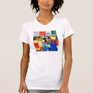 Hillary means Diversity in 2016 T Shirts