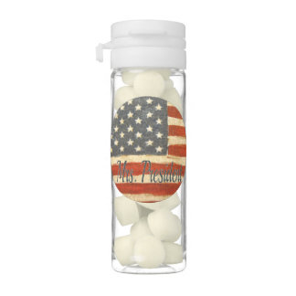 Hillary Mrs President 2016 Chewing Gum Favors