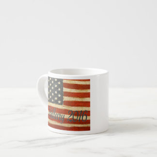 Hillary Mrs President 2016 Espresso Cup