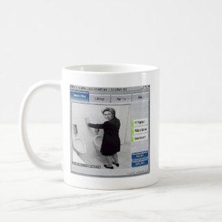 Hillary Mug