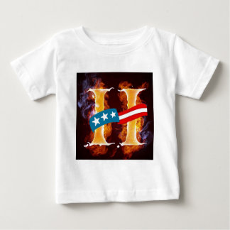 Hillary on fire! baby T-Shirt