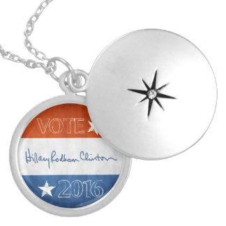 Hillary para el presidente 2016 pendientes
