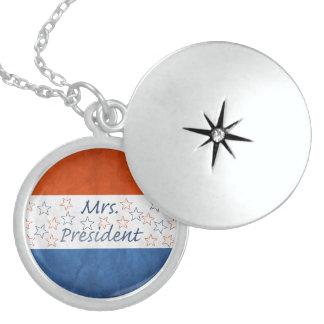 Hillary para el presidente 2016 medallones