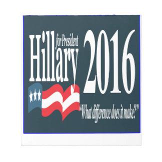 hillary para el presidente 2016.png bloc