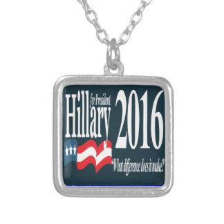 hillary para el presidente 2016.png joyeria